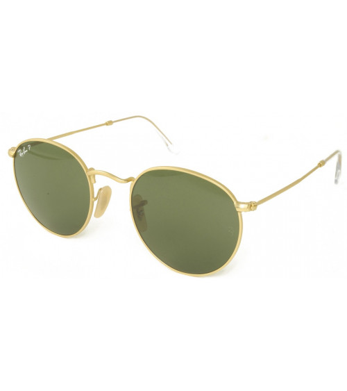 RAY BAN RB 3447 ROUND METAL 112/58