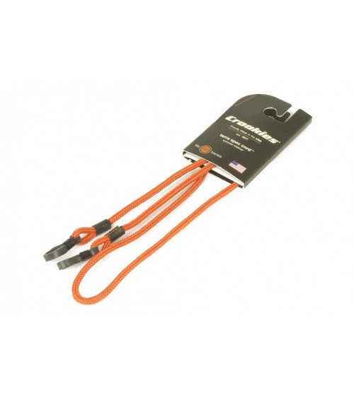 CROAKIES TERRA SPEC CORDS NON-ADJUSTABLE ORANGE