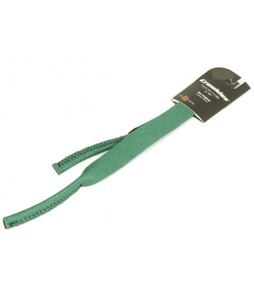 CROAKIES XL SOLID GREEN