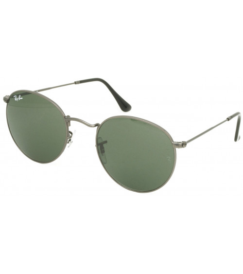 RAY BAN RB 3447 ROUND METAL 029