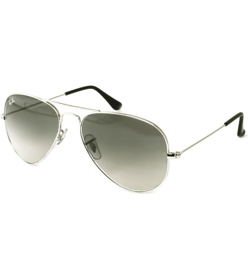 RAY BAN RB 3025 AVIATOR LARGE METAL 003/32