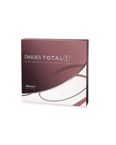 DAILIES TOTAL 1 Ημερήσιοι φακοί επαφής (90 φακοί)