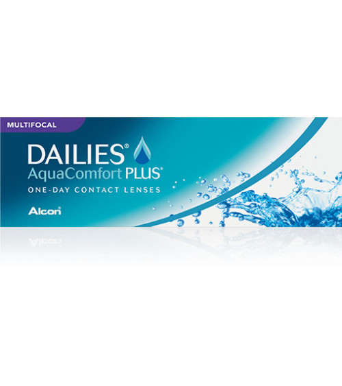 DAILIES AQUACOMFORT PLUS MULTYFOCAL (30 pack)