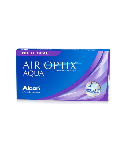 AIR OPTIX AQUA MULTYFOCAL (3 pack)