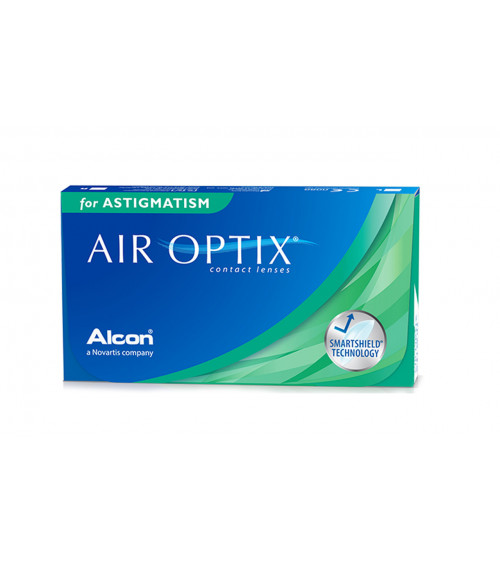 AIR OPTIX AQUA FOR ASTIGMATISM (3pack)