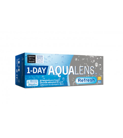 AQUALENS REFRESH 1 DAY 30 pack