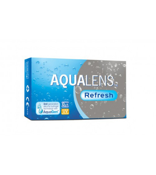 AQUALENS REFRESH Monthly 3 pack