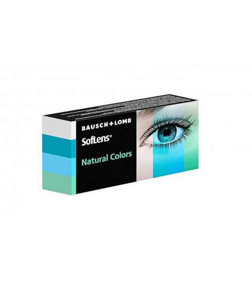 SOFLENS NATURAL COLORS 2 pack