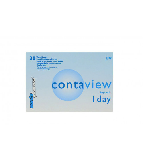 CONTAVIEW ABBERATION CONTROL 1 DAY 30 or 90 pack