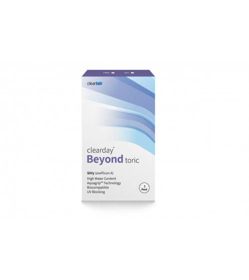 BEYOND TORIC 3 pack