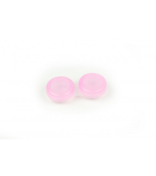 CONTACT LENS CASE PINK