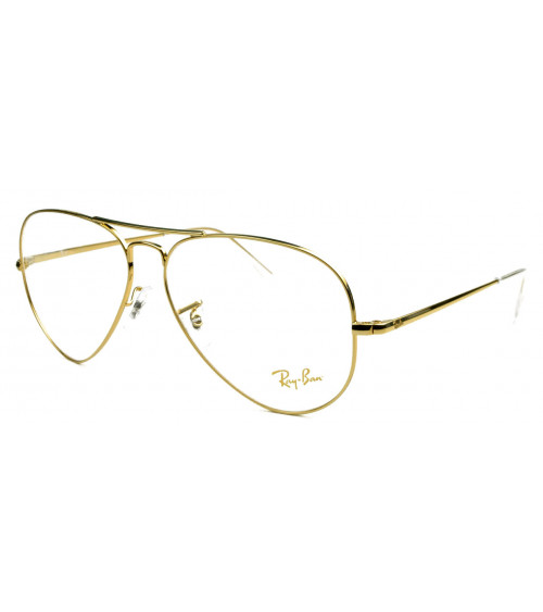 RAY BAN RB 6489 AVIATOR METAL II 3086