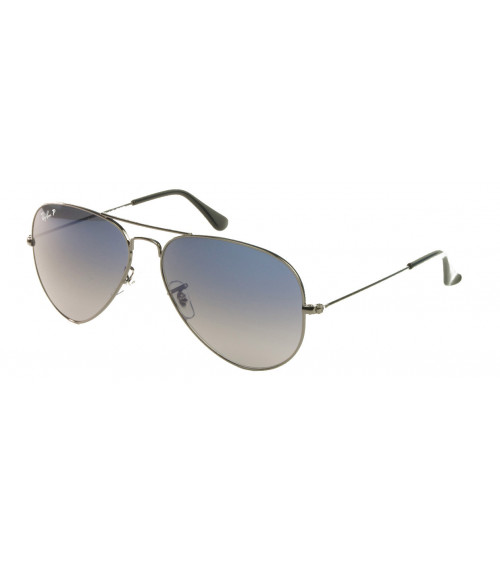 RAY BAN RB 3025 AVIATOR LARGE METAL 001/3F