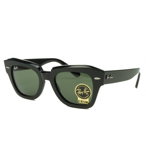 RAY BAN RB 2186 STATE STREET 901/31