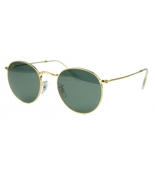 RAY BAN RB 3447 ROUND METAL 9196/R5