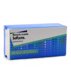 Soflens natural colors με βαθμούς