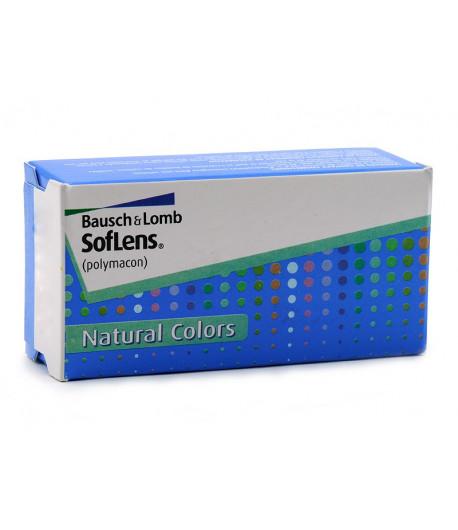 Soflens natural colors με βαθμούς