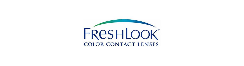 Freshlook color contact lenses